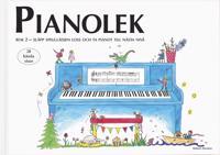 Pianolek : släpp spelglädjen loss och ta pianot till nästa nivå. Bok 2