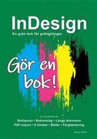 InDesign- En grön bok för gröngölingar :
