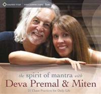 Spirit of Mantra with Deva Premal and Miten