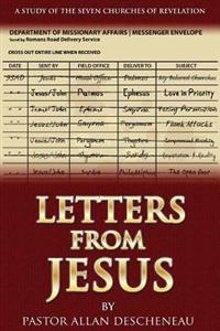 Bilde av Letters From Jesus: A Study Of The Seven Churches Of Revelation
