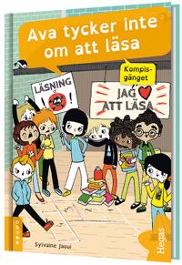 Ava tycker inte om att läsa