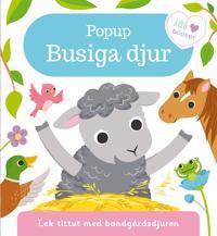 Popup : Busiga djur
