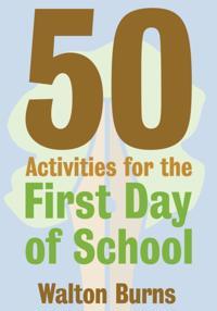 Bilde av 50 Activities For The First Day Of School
