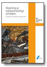 SEK Handbok 426 – Klassning av explosionsfarliga områden – Områden med explosiv gasatmosfär
