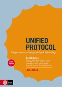 Unified protocol arbetsbok : diagnosöverskridande psykologisk behandling