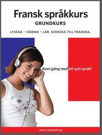 Fransk språkkurs grundkurs