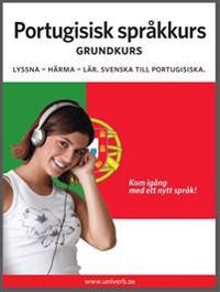 Portugisisk språkkurs grundkurs