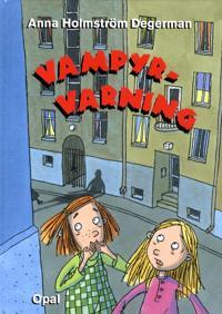 Vampyr-varning
