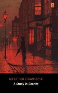 Bilde av A Study In Scarlet (ad Classic Library Edition)(illustrated)