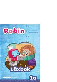 Robin åk 1 Läxbok 1A