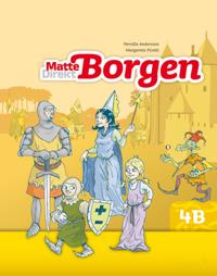 Matte Direkt Borgen Grundbok 4B Ny upplaga