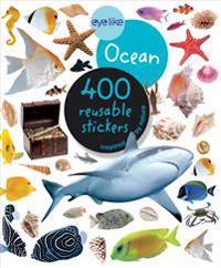 Bilde av Eyelike Ocean - 400 Reusable Stickers Inspired By Nature