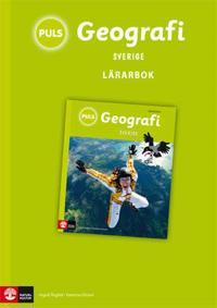 PULS Geografi 4-6 Sverige Lärarbok tredje upplagan