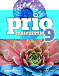 Prio Matematik 9 Arbetsbok