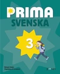 Prima Svenska 3 Basbok