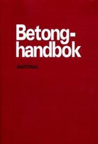 Betonghandbok – Material