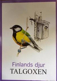 Talgoxen Finlands djur
