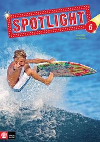 Spotlight 6 Textbook
