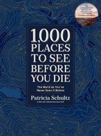 Bilde av 1,000 Places To See Before You Die (deluxe Edition)