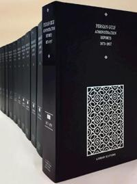 Cambridge University Press Persian Gulf Administration Reports 1873-1957