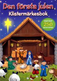 Den första julen – Klistermärkesbok