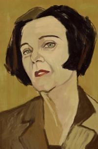 Anteckningsbok Nobelkvinnor. Herta Müller