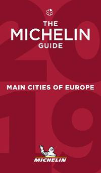 Main cities of europe – the michelin guide 2019 – the guide michelin