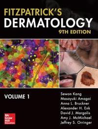 MCGRAW-HILL EDUCATION - EUROPE Fitzpatrick's Dermatology, Ninth Edition, 2-Volume Set