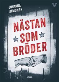 Nästan som bröder (Bok+CD)