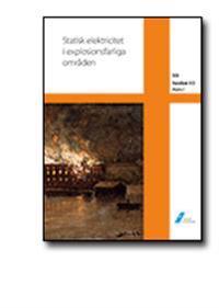 SEK Handbok 433 – Statisk elektricitet i explosionsfarliga områden