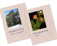 Hälsinglands flora (2 volymer)