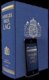 Sveriges Rikes Lag 2020 (klotband) : När du köper Sveriges Rikes Lag 2020 får du även tillgång till lagboken som app med riktig lagbokskänsla.