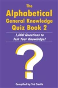 Bilde av Alphabetical General Knowledge Quiz Book 2