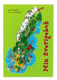 Min Sverigebok – kartövningar
