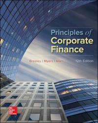 McGraw-Hill Education Principles of Corporate Finance