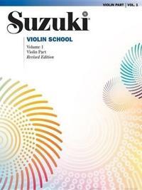 Suzuki violin 1 Reviderad