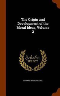 Bilde av The Origin And Development Of The Moral Ideas, Volume 2