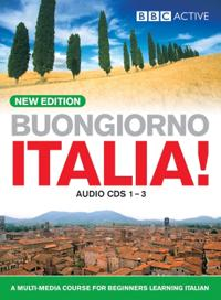 BUONGIORNO ITALIA! Audio CD's (NEW EDITION)