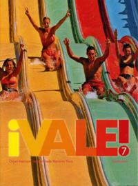 ¡Vale! 7 Textboken inkl. ljudfiler och elevwebb