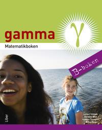 Matematikboken Gamma B-boken