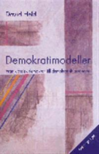 Demokratimodeller; David Held ; 1997