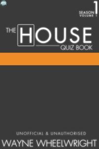 Bilde av House Quiz Book Season 1 Volume 1
