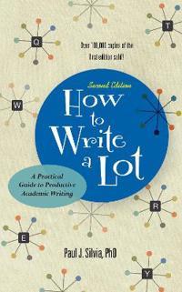 Bilde av How To Write A Lot