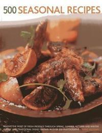 Bilde av 500 Seasonal Recipes