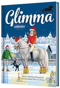 Glimma. Julfesten (Bok+CD)