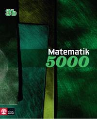 Matematik 5000 Kurs 3b Grön Lärobok