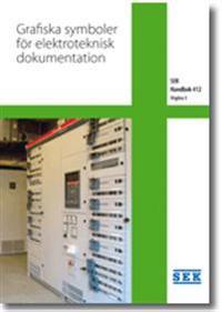 SEK Handbok 412 – Grafiska symboler för elektroteknisk dokumentation
