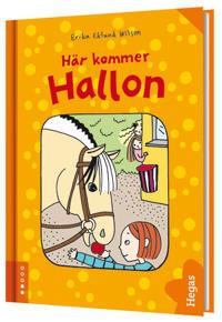 Här kommer Hallon (bok + CD)