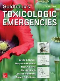 McGraw-Hill Education Goldfrank's Toxicologic Emergencies, Eleventh Edition