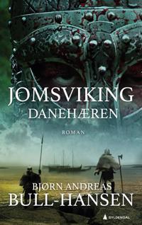 Bilde av bokomslaget til 'Jomsviking; Danehæren'